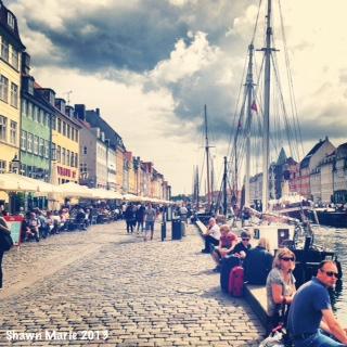 Copenhagen, Denmark (1/3)
