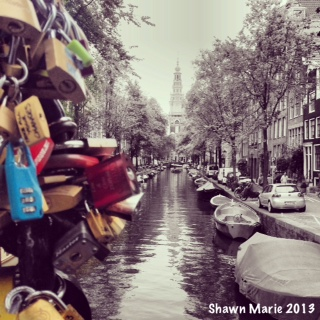 Amsterdam, Netherlands (1/4)